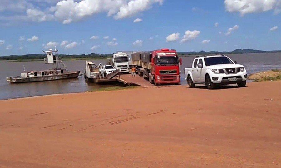 Atualmente, a travessia do rio Araguaia, entre Xambioá e São Geraldo é realizada pela operação de balsas; a ponte terá 1.721 metros de extensão e integrará a Rodovia BR-153