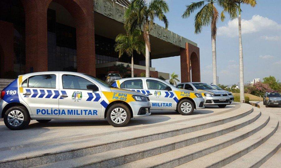 Marcelo Miranda entregará 29 viaturas para repor veículos para a Polícia Militar