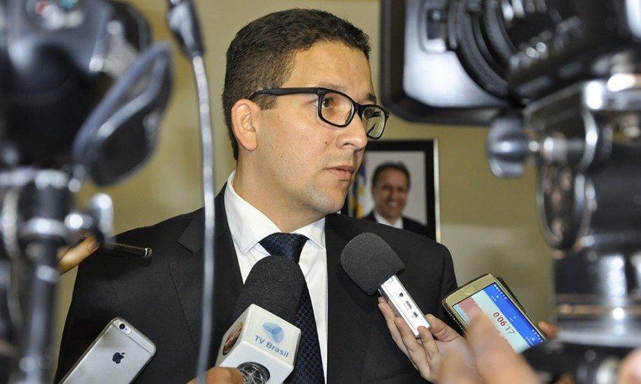 O secretário Geferson Barros explicou que o prêmio Eudoro Pedroza visa incentivar a inovação na gestão pública