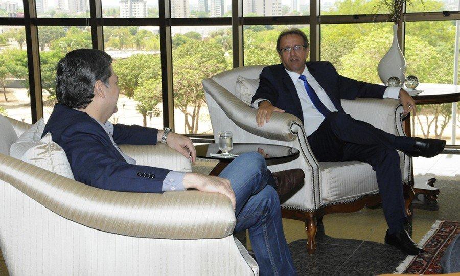 Marcelo Miranda ressaltou que a pauta da segurança tem recebido toda atenção do governo e que o tema foi discutido na última edição do Fórum de Governadores do Brasil Central, no Acre