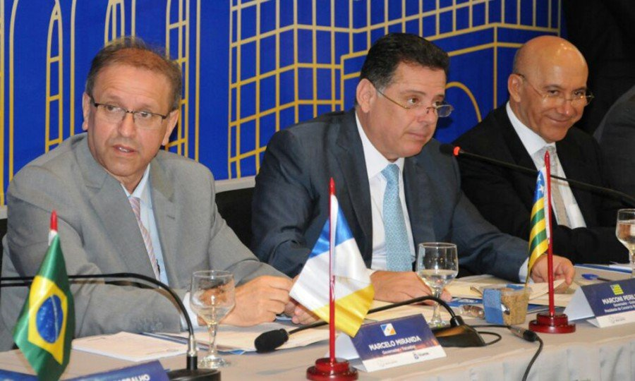 Reunião dos governadores ocorre nesta quarta-feira, 6, em Brasília (Foto: Frederick Borges)