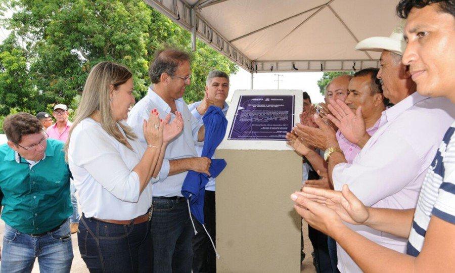 As obras rodoviárias no Bico do Papagaio fazem parte do Programa de Desenvolvimento Regional Integrado e Sustentável, na modalidade Contratos de Reabilitação e Manutenção (Crema)