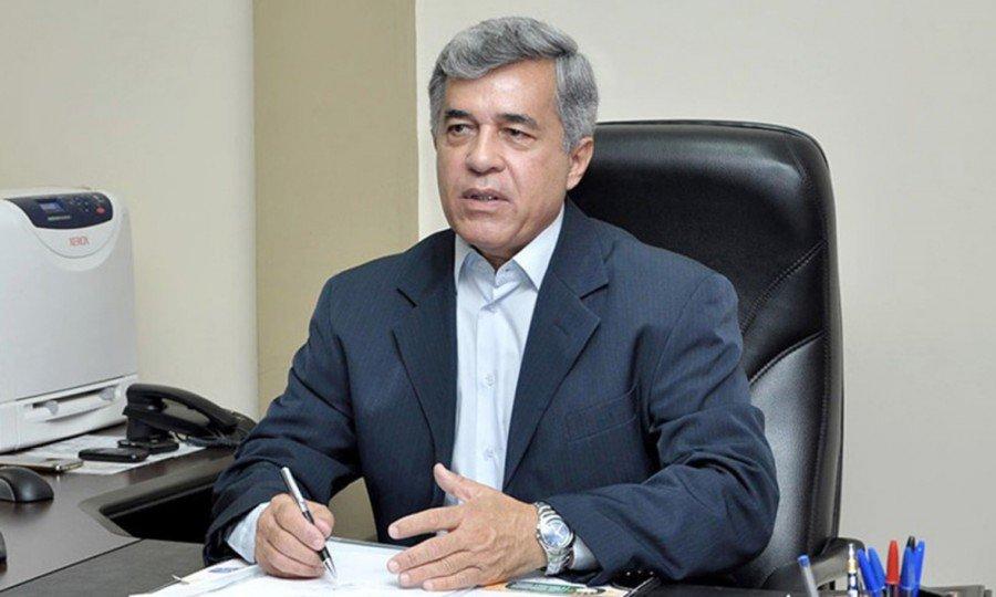 Secretário-chefe da CGE, Luiz Antonio da Rocha (Foto: Angélica Mendonça)