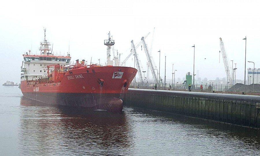 O Porto de Amsterdã é quem operacionaliza grande parte das hidrovias fluviais na Europa