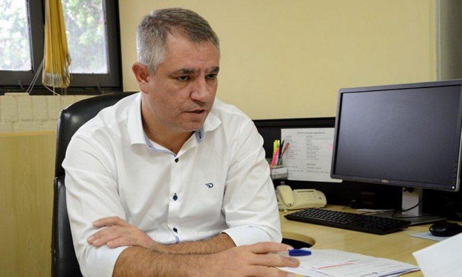 Diretor da Sefaz, Fabrício Paraguassu explica funcionamento do Refis (Foto: Washington Luiz)