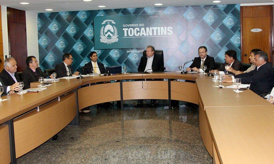 Governador interino define diretrizes da nova gestão (Foto: Esequias Araújo)
