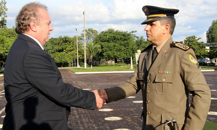 O comandante Jaizon Veras Barbosa destacou que terá como prioridade, em sua atuação, um melhor aproveitamento do contingente policial