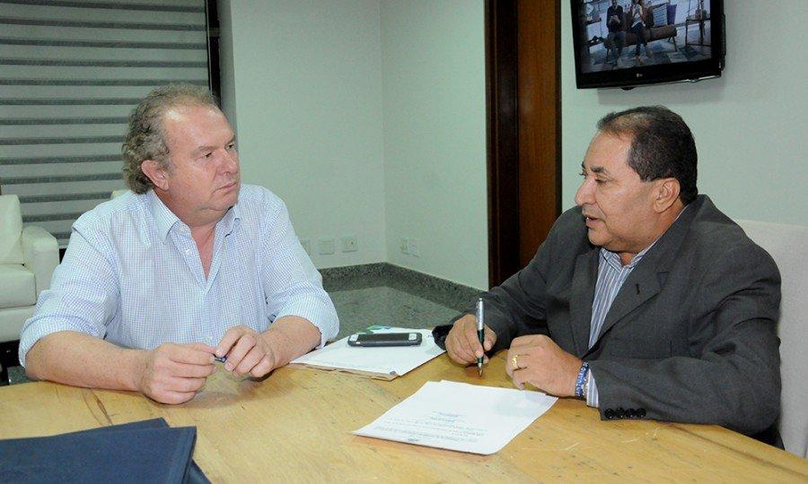 José Messias presidente do Banco Empreendedor (Foto: Lia Mara)