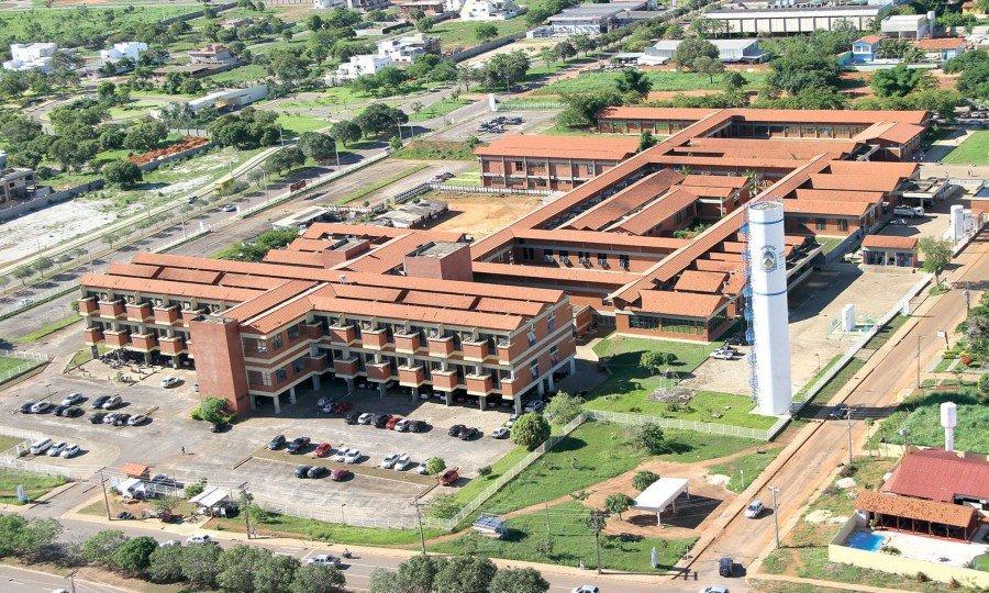 O atendimento hospitalar ganhou mais qualidade e eficiência, com investimentos nas unidades regionais de saúde e a tão esperada entrega da ampliação do HGP (Foto: Ademir dos Anjos)