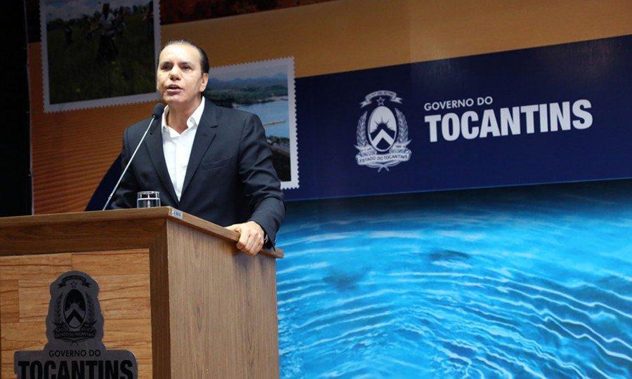 Senador Ataídes de Oliveira (Foto: Ademir dos Anjos)