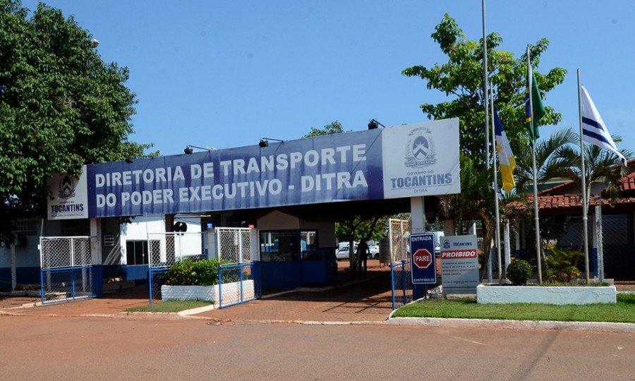 O recolhimento dos veículos deverá ser feito na Garagem Central ou no pátio da Unidade Administrativa (Foto: Aldemar Ribeiro)