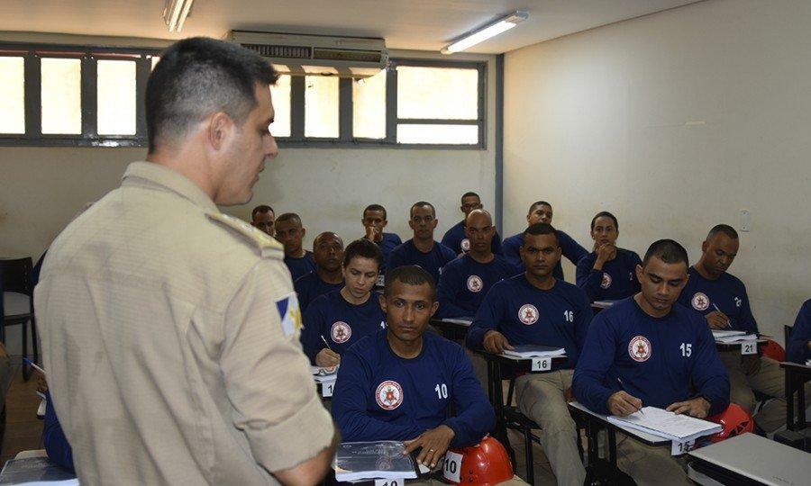 Intenção é que os cursos sejam ministrados de forma descentralizada em todas as unidades do CBMTO