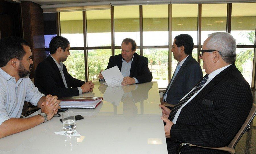 O ato de nomeação foi assinado na manhã desta quarta-feira, 31, pelo governador Mauro Carlesse