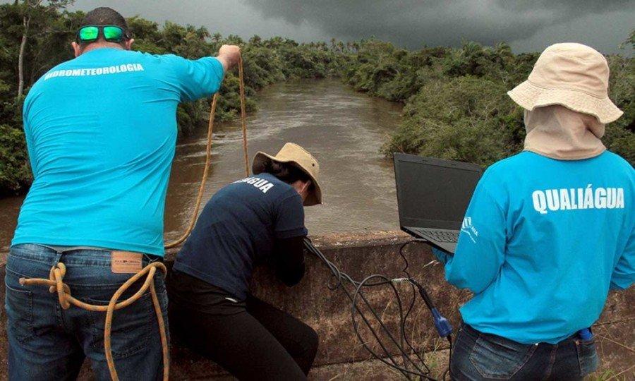 Meio Ambiente avalia qualidade das águas em três municípios do Bico do Papagaio (Foto: Fernando Alves)