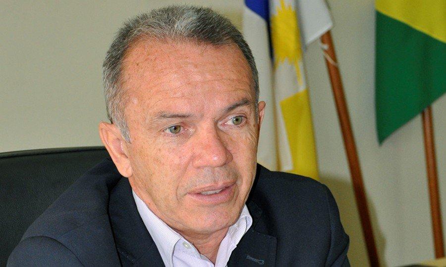 Secretário de Estado da Administração, Edson Cabral