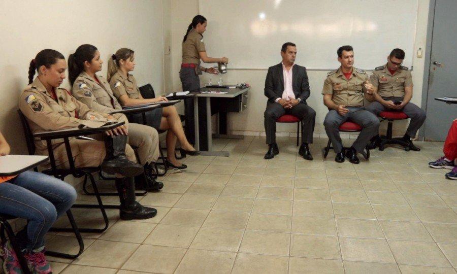 Reunião foi realizada em Palmas nesta quarta-feira, 16