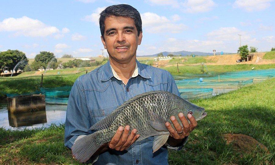 Francisco Medeiros, afirmou que o Tocantins tem tudo para despontar como um dos estados referência na produção da tilápia no Brasil