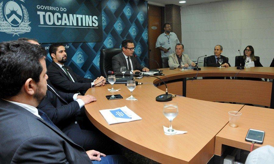Reforma Administrativa foi apresentada em coletiva de imprensa nesta sexta
