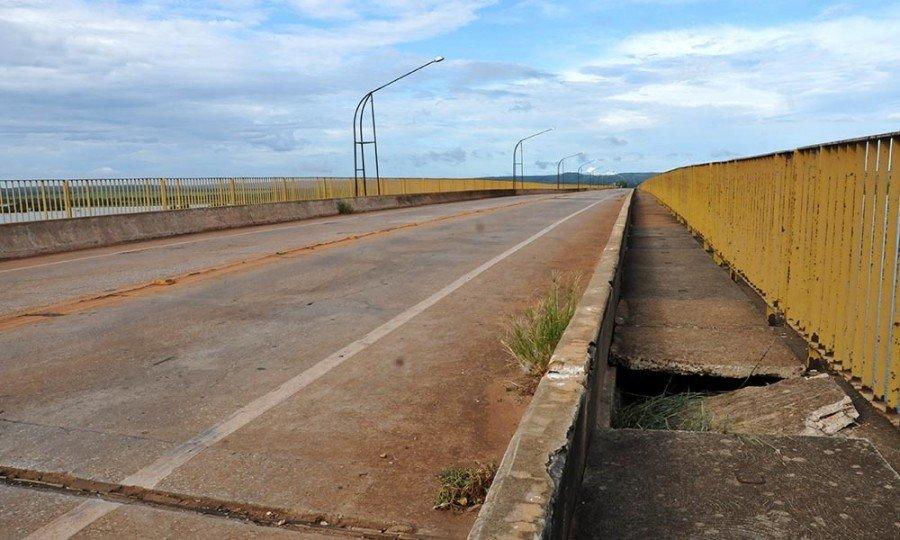 Ponte de Porto Nacional, na TO-255