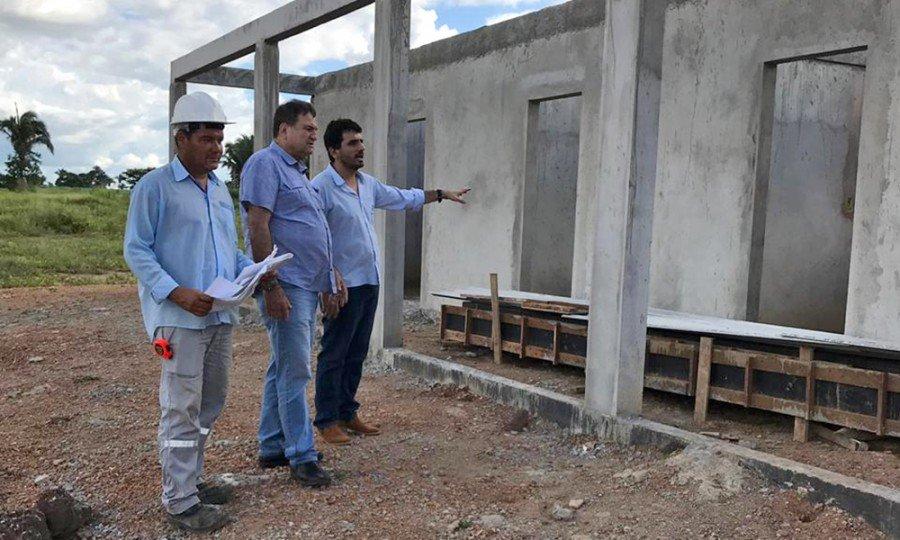 Matadouros frigoríficos de bovinos vão garantir a sanidade e gerar mais oportunidades de emprego e renda para a população dos municípios