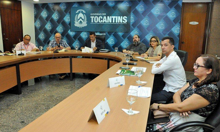 Proposta foi apresentada na manhã desta terça-feira, 12, durante reunião na sala de reuniões do Palácio Araguaia