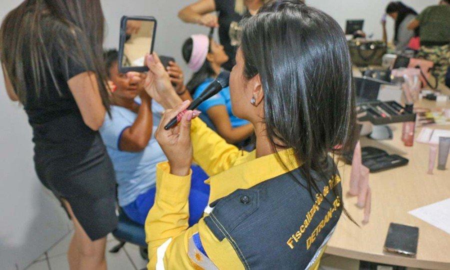 No mês da mulher, com a proposta de estimular o bem-estar e elevar a autoestima das mulheres, a Setas promoveu o Workshop da Beleza