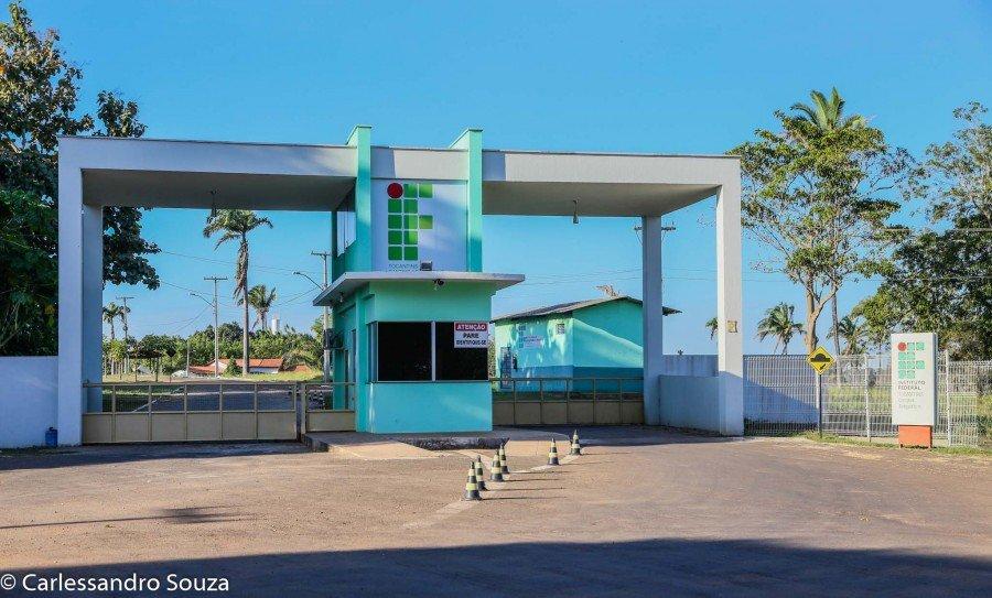 MEC descentralizará recursos para ampliação/modernização do complexo esportivo do Campus Araguatins