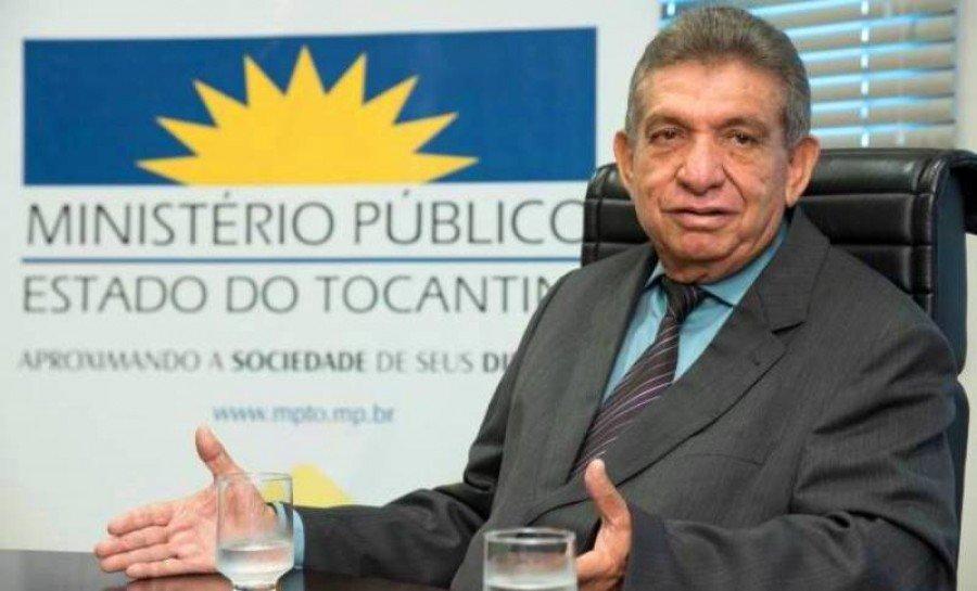 Clenan Renaut é chefe do Ministério Público do Tocantins