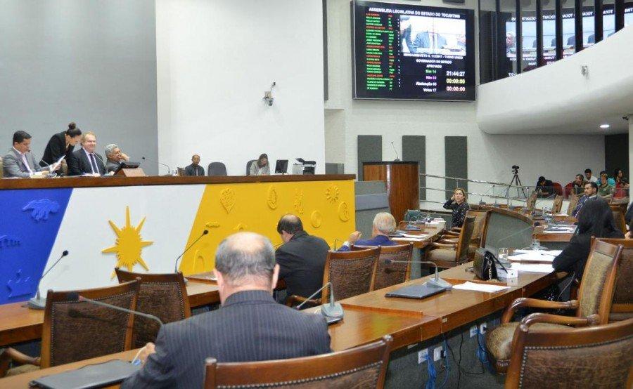 Discussões e votações aconteceram na noite desta quarta-feira, 20 (Foto: Benhur de Souza)