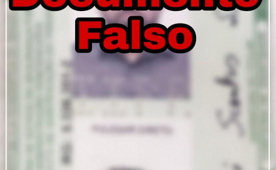 Homem foi preso pela PM ao tentar sacar FGTS com documento falso em agência bancária de Tocantinópolis