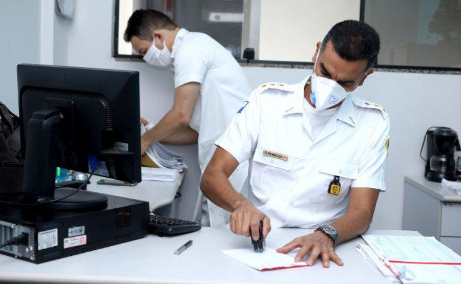 Polícia Militar realiza inspeção médica anual de policiais militares em Araguatins, Tocantinópolis e em mais 11 cidades do estado