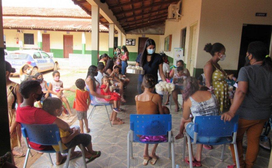 Evento ocorreu na Sede da 5ª CIPM (Foto: Divulgação)