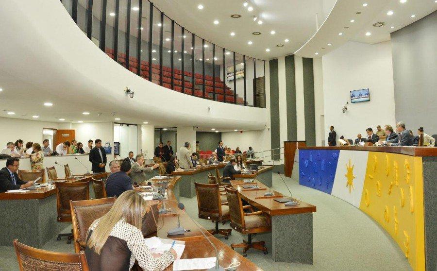 Uma das medidas trata da criação do Fundo Penitenciário Estadual (Foto: Koró Rocha)