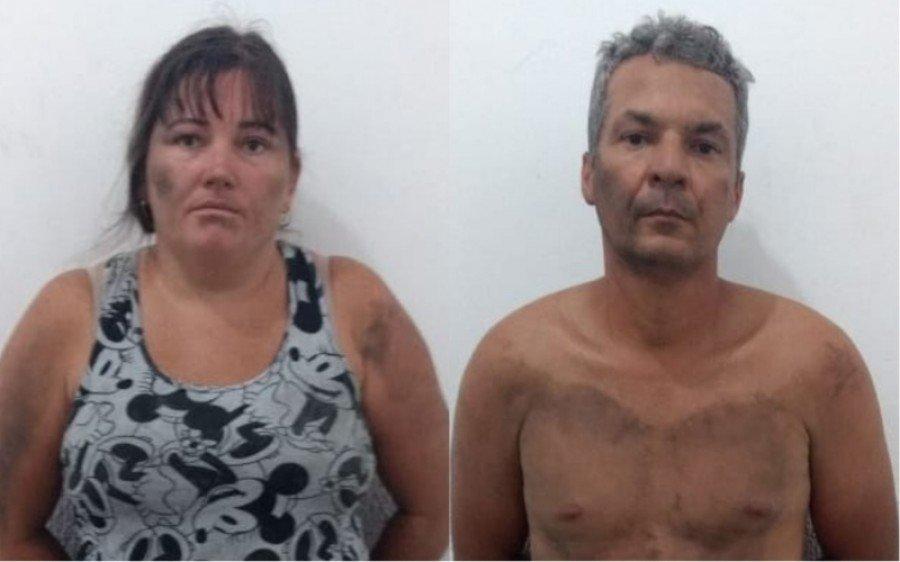 Tatiane Borges e Elizeu David Sousa gerenciava o tráfico de drogas e mantinham relações com traficantes presos no Bico do Papagaio