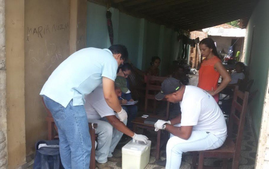 Testes rápidos de malária realizados pelo SUS são oferecidos gratuitamente