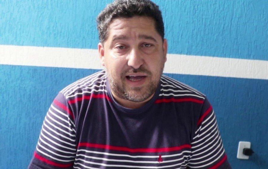 Damião Castro, prefeito de Axixá do Tocantins