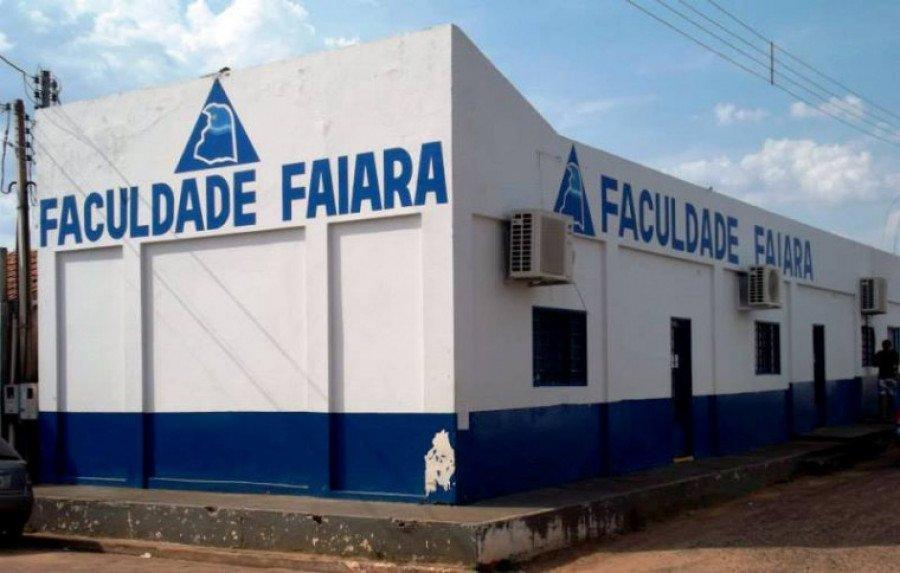Ação Civil Pública pede fim das atividades na Faculdade pela oferta irregular de cursos de graduação (Foto: Divulgação)