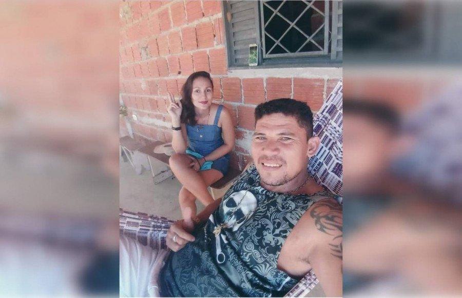 Fernanda e Roseimiro já estavam separados; homem teria confessado assassinato para cunhada (Foto: Reprodução)