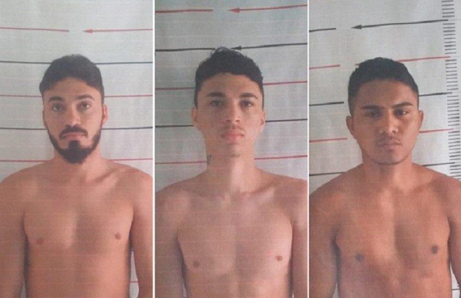 Eles se apresentaram com advogados na na Delegacia Regional de Polícia Civil de Augustinópolis, após passarem 13 dias foragidos