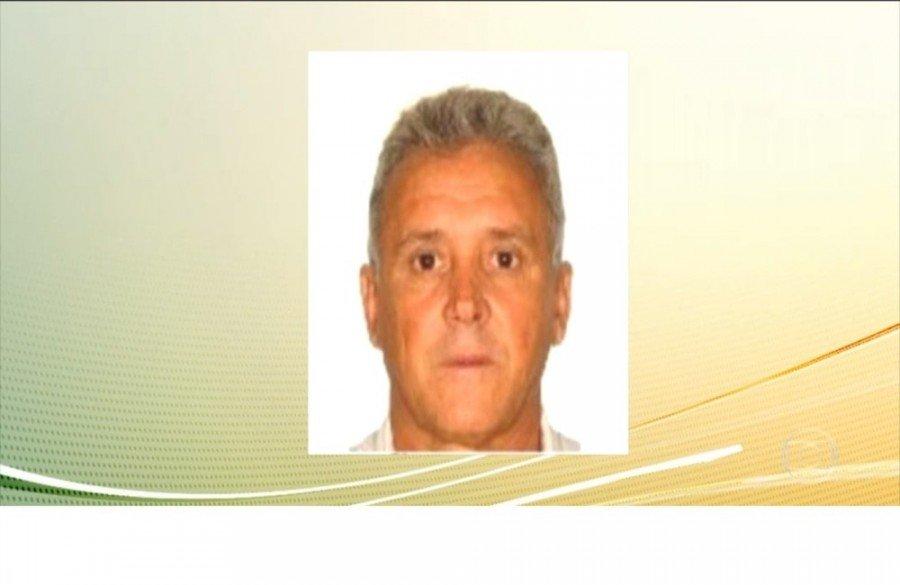 João Soares Rocha é apontado como chefe da quadrilha e foi preso em Tucumã-PA (Foto: Reprodução/TV Globo)