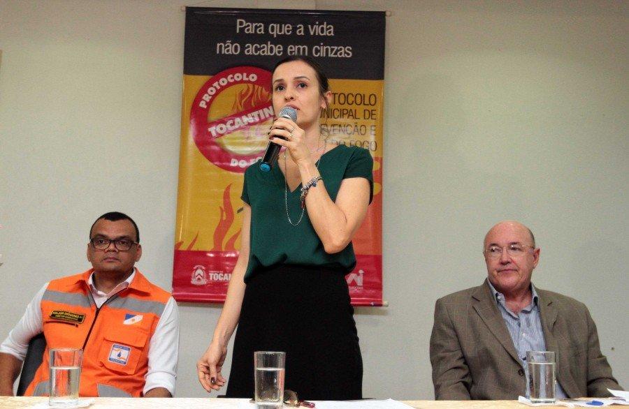 Meire Carreira parabenizou o esforço dos prefeitos e ressaltou a necessidade de união de forças