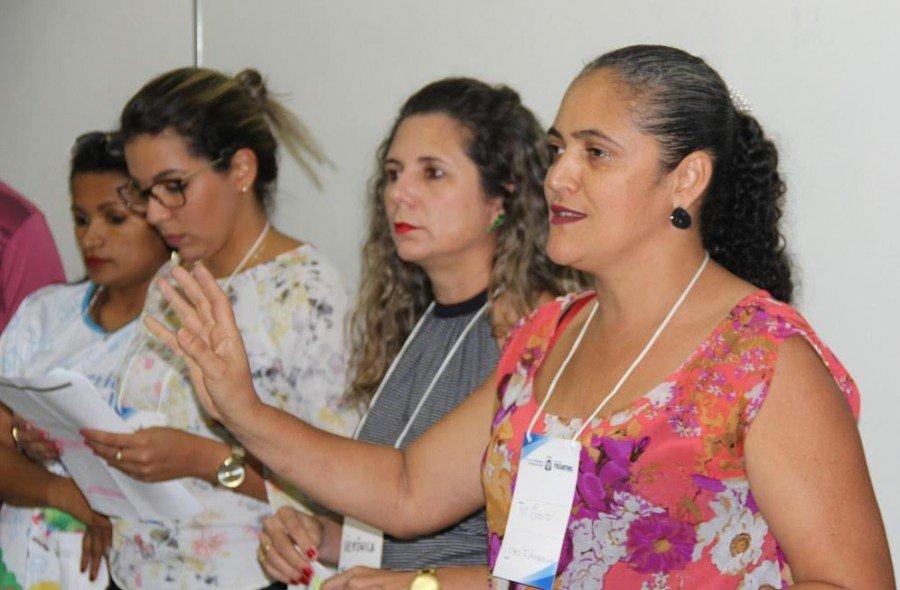 Pedagoga Eunice Santos atuará como visitadora do Programa (Foto: Leandro Pinheiro)