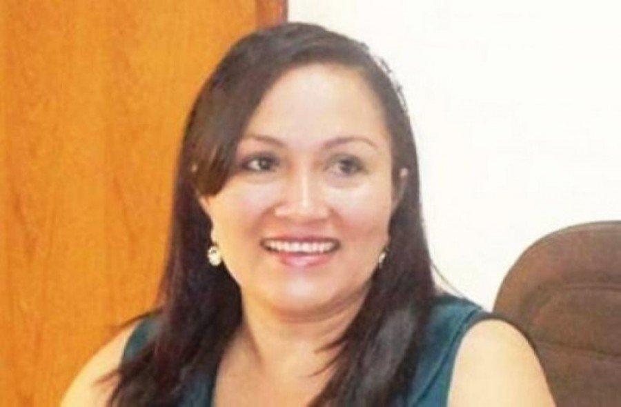 Prefeita de Santa Terezinha do Tocantins, Itelma Belarmino