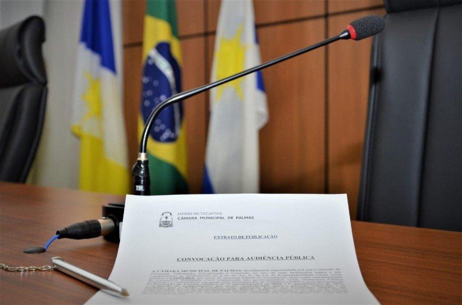Câmara de Palmas convoca Audiência Pública para prestação de contas da saúde (Foto: Chico Sisto)