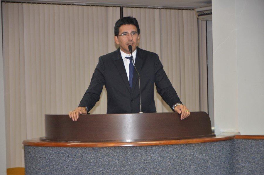 Vereador professor Júnior Geo