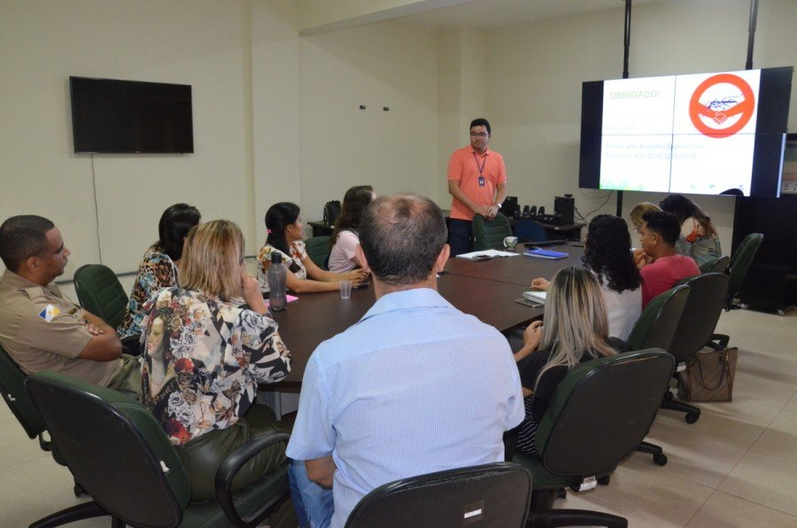 Com cenário preocupante, Sala de Situação de Combate ao Aedes reuniu entidades para definição de ações
