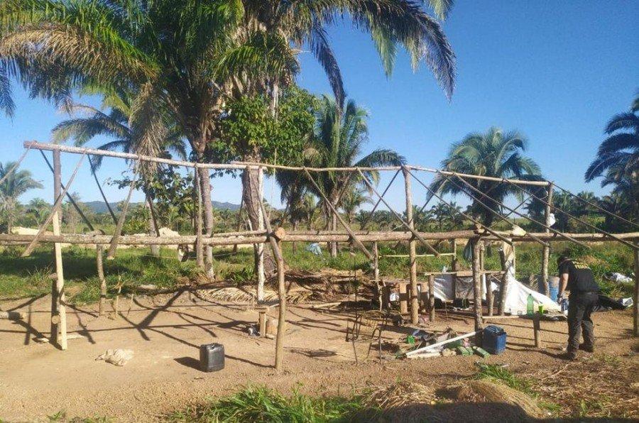 Polícia Federal deflagrou a operação Duas Vendas no Pará (Foto: Polícia Federal)
