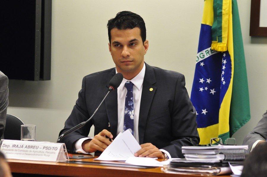 Irajá Abreu consegue liberação do pagamento de mais de R$2 milhões em emendas para municípios do Tocantins
