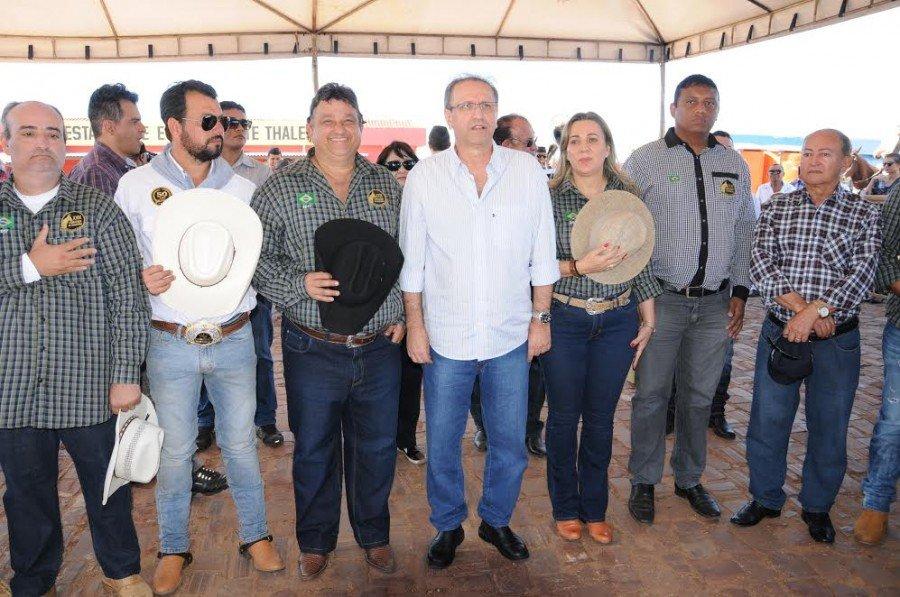Marcelo Miranda destacou a importância de Araguaína como polo de desenvolvimento do agronegócio na região