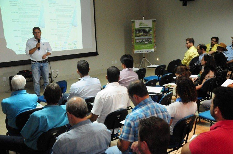 Para o subsecretário da Seagro o seminário é de suma importância para levar alternativas de geração de energia que possa ajudar na economia da gestão das atividades desenvolvidas por produtores rurais